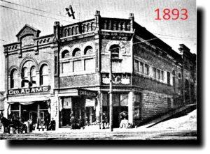 1893 - dest 1898 - restored 1899-11 99